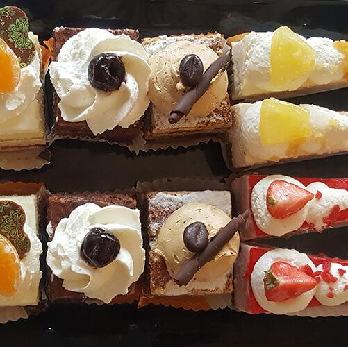 Dessertbuffet 1